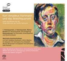Karl Amadeus Hartmann (1905-1963): Karl Amadeus Hartmann und das Streichquartett, 3 Super Audio CDs