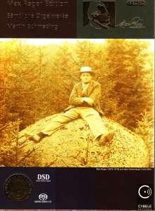Max Reger (1873-1916): Sämtliche Orgelwerke, 17 Super Audio CDs