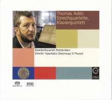 Thomas Ades (geb. 1971): Streichquartette, Super Audio CD