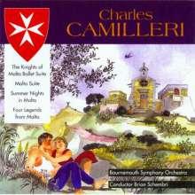 Charles Camilleri (1931-2009): Malta Suite, CD