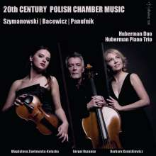 20th Century Polish Chamber Music, CD