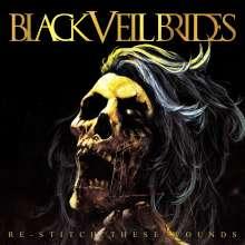 Black Veil Brides: Re-Stitch These Wounds (Ultra Clear W/ Neon Yellow & Black Splatter Vinyl), LP