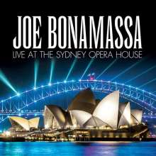 Joe Bonamassa: Live At The Sydney Opera House (180g) (Limited Edition) (Clear Vinyl) (europaweit exklusiv für jpc!), 2 LPs