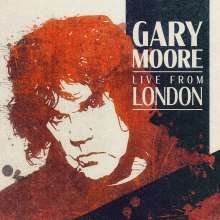 Gary Moore: Live From London, CD