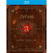 Ayreon: Electric Castle Live And Other Tales, Blu-ray Disc