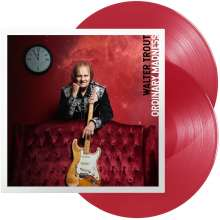 Walter Trout: Ordinary Madness (180g) (Limited Edition) (Red Translucent Vinyl), 2 LPs