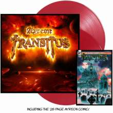 Ayreon: Transitus (180g) (Limited Edition) (Red Vinyl ) (+28-seitiges Comicbuch), 2 LPs