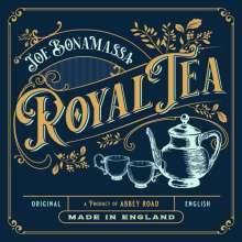 Joe Bonamassa: Royal Tea (180g) (Limited Edition Artbook) (Shiny Gold Vinyl), 2 LPs und 1 CD
