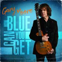 Gary Moore: How Blue Can You Get (CD Boxset), 1 CD und 1 Merchandise