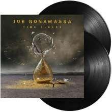 Joe Bonamassa: Time Clocks (180g) (Limited Edition) (Black Vinyl), 2 LPs