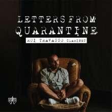 Rui Travasso - Letter from Quarantine, CD