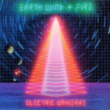 Earth, Wind & Fire: Electric Universe, CD
