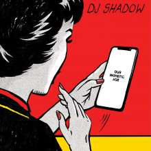 DJ Shadow: Our Pathetic Age, CD