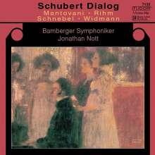 Bamberger Symphoniker - Schubert Dialog, CD