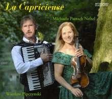 La Capricieuse - Musik für Violine & Akkordeon, CD