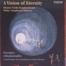 Georges Athanasiades - A Vision of Eternity, CD