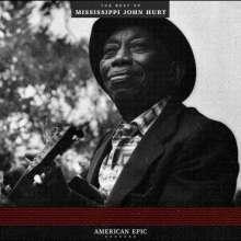 Mississippi John Hurt: American Epic: The Best Of Mississippi John Hurt (180g), LP