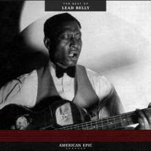 Leadbelly (Huddy Ledbetter): American Epic: The Best Of Lead Belly (180g), LP