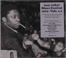 Ann Arbor Blues Festival 1969 Vol. 1 & 2, 2 CDs