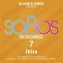 Blank & Jones: Present: So80s 7 – Ibiza (So Eighties), 3 CDs