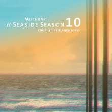 Blank & Jones: Milchbar Seaside Season 10 (Deluxe-Hardcover-Package), CD