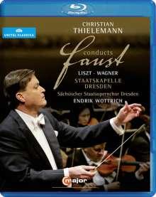 "Christian Thielemann conducts ""Faust"", Blu-ray Disc"