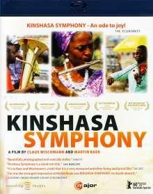 Kinshasa Symphony (Dokumentation), Blu-ray Disc