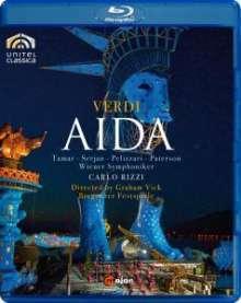 Giuseppe Verdi (1813-1901): Aida & Otello, 2 Blu-ray Discs