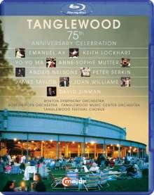 Tanglewood - 75th Anniversary Celebration, Blu-ray Disc