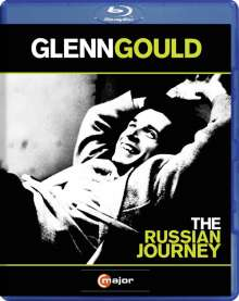 Glenn Gould - The Russian  Journey (Dokumentation), Blu-ray Disc