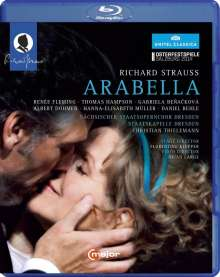 Richard Strauss (1864-1949): Arabella, Blu-ray Disc