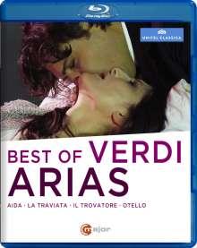 Giuseppe Verdi (1813-1901): Best of Verdi Arias, Blu-ray Disc