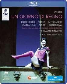 Giuseppe Verdi (1813-1901): Tutto Verdi Vol.2: Un Giorno di Regno (Blu-ray), Blu-ray Disc