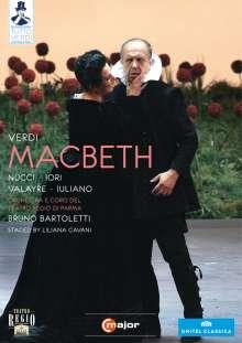 Giuseppe Verdi (1813-1901): Tutto Verdi Vol.10: Macbeth (DVD), DVD