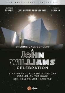 John Williams (geb. 1932): A John Williams Celebration - Opening Gala Concert, DVD
