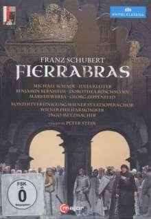 Franz Schubert (1797-1828): Fierrabras, 2 DVDs