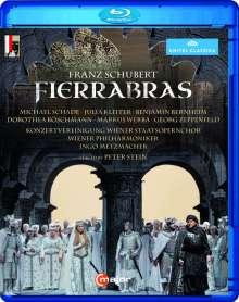 Franz Schubert (1797-1828): Fierrabras, Blu-ray Disc