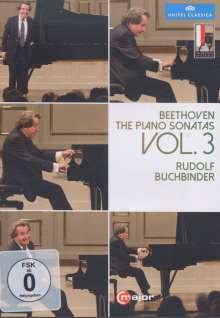 Ludwig van Beethoven (1770-1827): Klaviersonaten Vol.3 (Mitschnitte von den Salzbuger Festspielen 2014), 2 DVDs