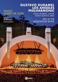 Gustavo Dudamel & Los Angeles Philharmonic Orchestra - Tango Under The Stars, DVD