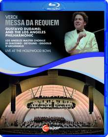 Giuseppe Verdi (1813-1901): Requiem, Blu-ray Disc