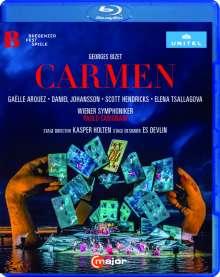 Georges Bizet (1838-1875): Carmen, Blu-ray Disc