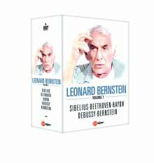 Leonard Bernstein Vol.1, 6 DVDs