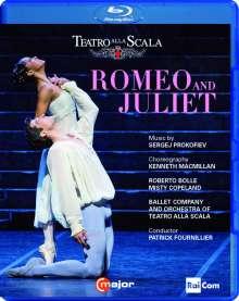 Ballett der Mailänder Scala:Romeo & Julia, Blu-ray Disc