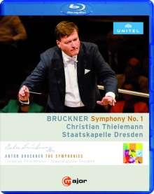 Anton Bruckner (1824-1896): Symphonie Nr.1, Blu-ray Disc