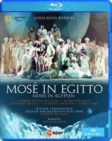 Gioacchino Rossini (1792-1868): Mose in Egitto, Blu-ray Disc