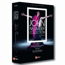 John Neumeier Collection, 8 DVDs