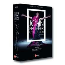 John Neumeier Collection, 4 Blu-ray Discs