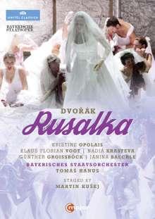 Antonin Dvorak (1841-1904): Rusalka, 2 DVDs