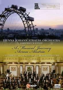 Wiener Johann Strauss Orchester - A Musical Journey Across Austria, DVD