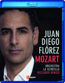 Juan Diego Florez - Mozart, Blu-ray Disc